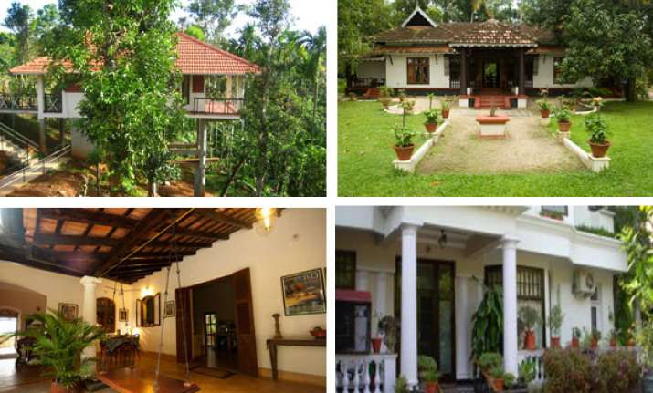 top 7 homestays in india