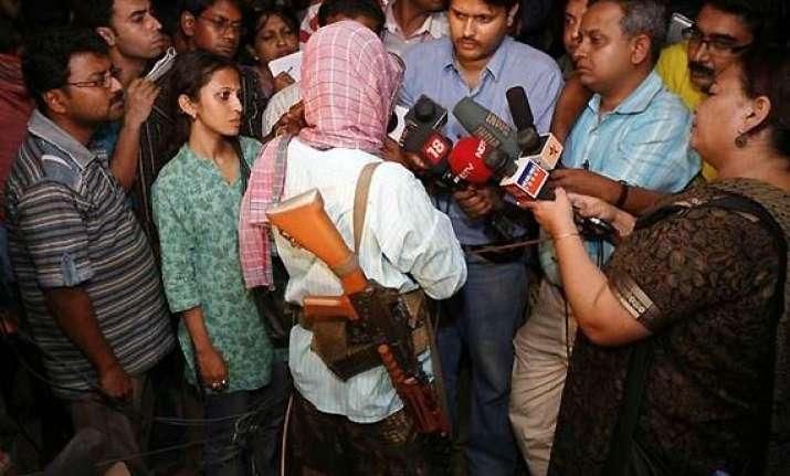 top maoist leader kishenji escapes again