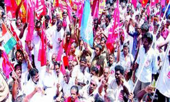 trade unions gear up for two day nationwide shutdown