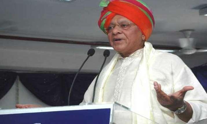 transfer of governor beniwal is vindictive alleges