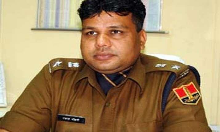 transferred jaisalmer sp reveals pak spy was caught from