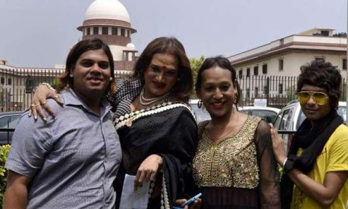 transgenders welcome supreme court judgement on third gender