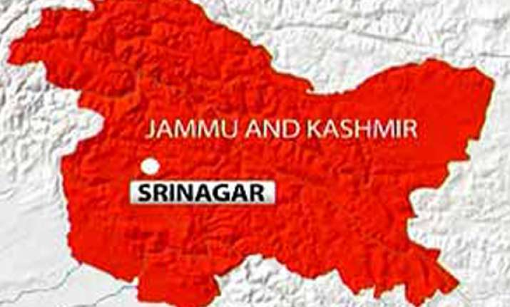 tremor rocks kashmir valley