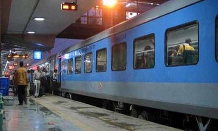 trial run of semi high speed delhi agra train on july 3