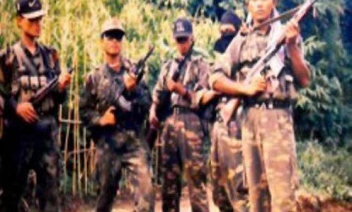tripura militants have camps in bangladesh