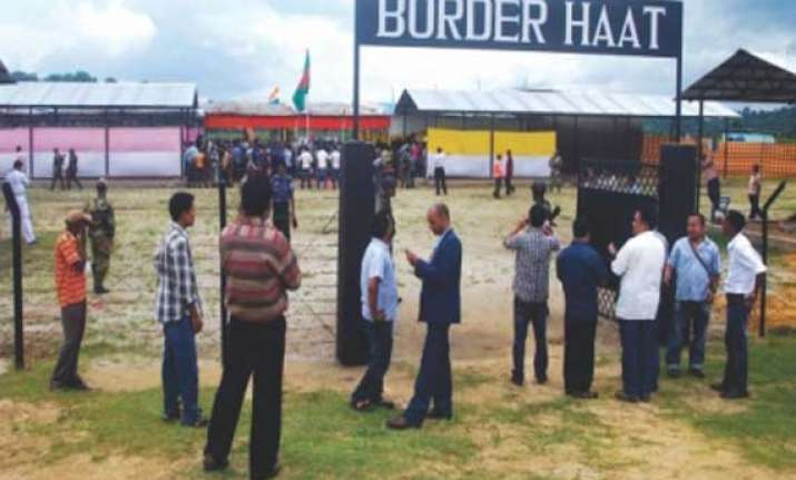 tripura to have second border haat with bangladesh