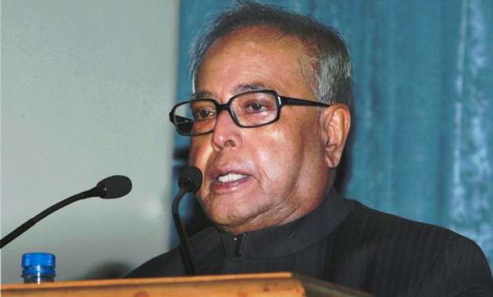 trivedi has not resigned says pranab