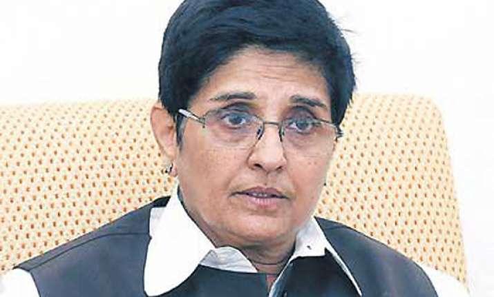 trustee of kiran bedi s ngo quits says his reputation