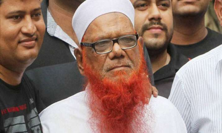 tunda produced from hyderabad court sends him to tihar