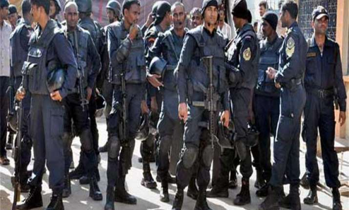 two indian mujahideen terrorists from pakistan held in up