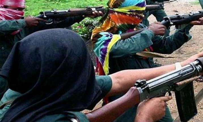two maoists arrested in jharkhand