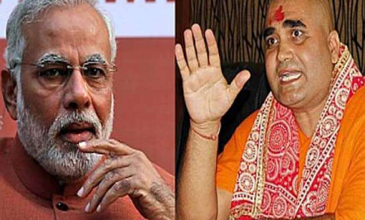 two shankaracharyas to campaign against modi in varanasi