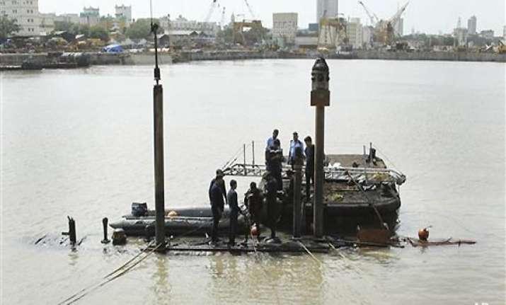 ins sindhurakshak five disfigured bodies of navy mariners