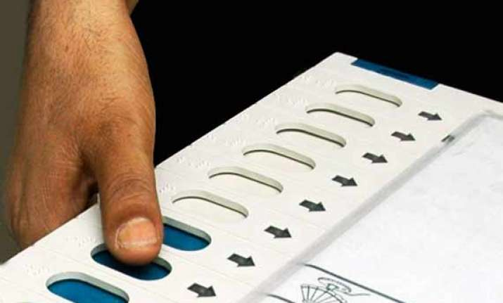two candidates file nomination for rajasthan bypolls