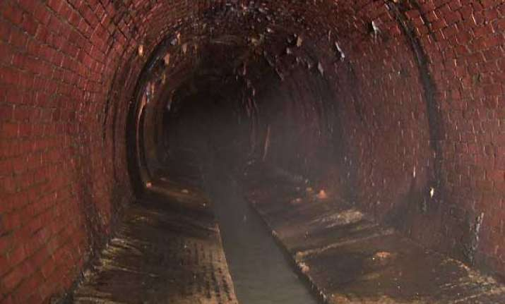 two die after inhaling noxious gas inside sewer in noida