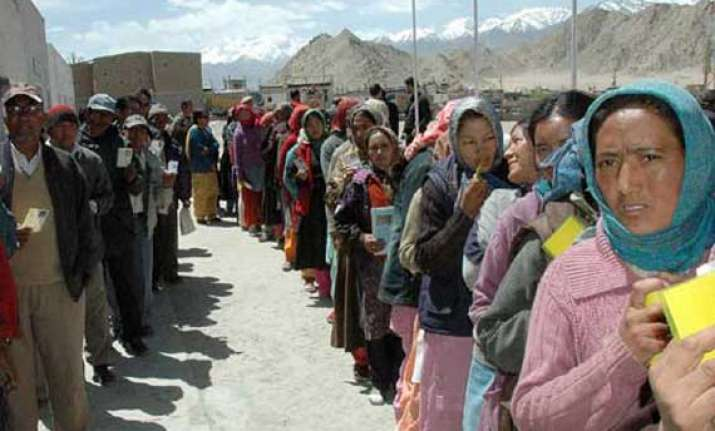 two independent candidates from kargil file nomination