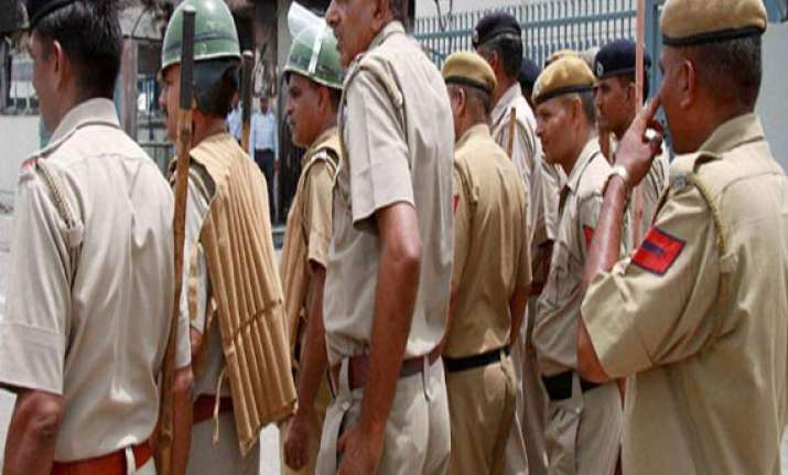 two killed in communal clashes in meerut