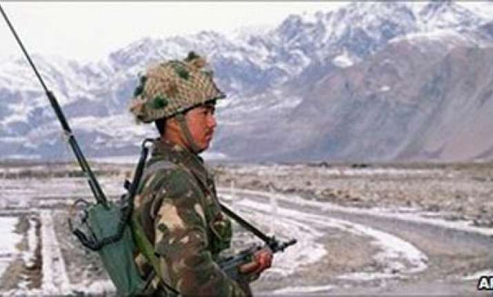 two army officers charred to death in siachen