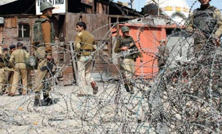 two crpf personnel killed as jawans fire at each other in