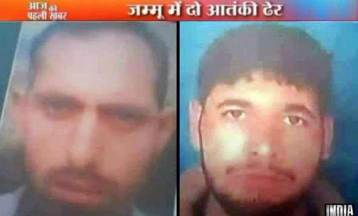 two lashkar militants killed in encounter in jammu kashmir