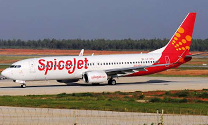 two spicejet pilots argued over who should land first