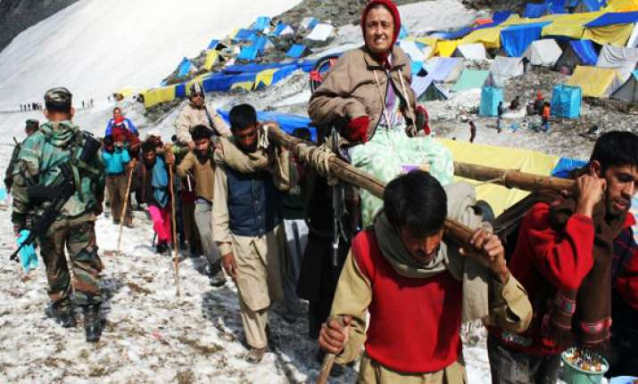 two more amarnath pilgrims die toll rises to eight
