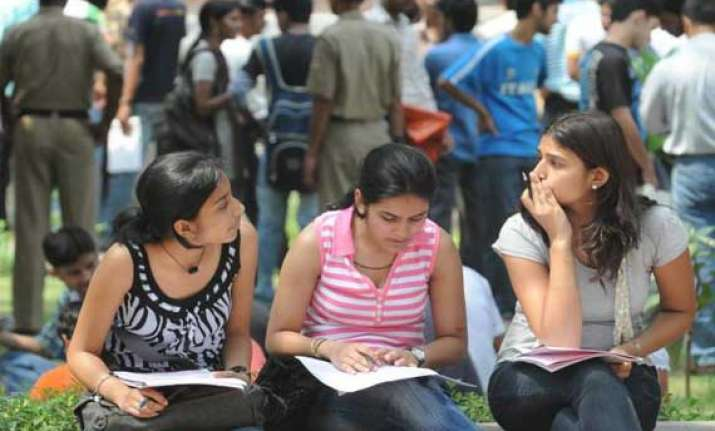 ugc asks du to scrap 4 year ug course vc digs his heels in