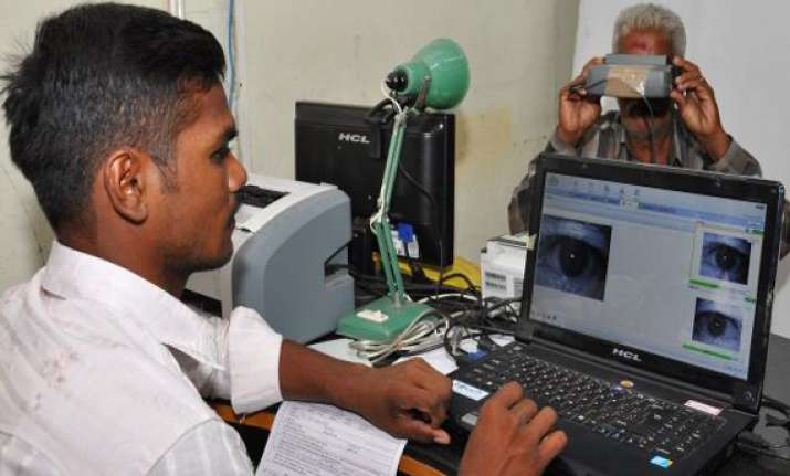 uidai aims to cover 60 crore citizens under aadhaar