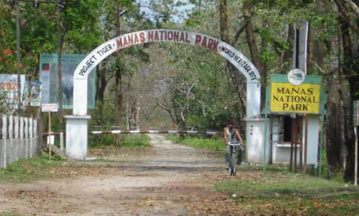 un panel asks india to act against poaching in manas