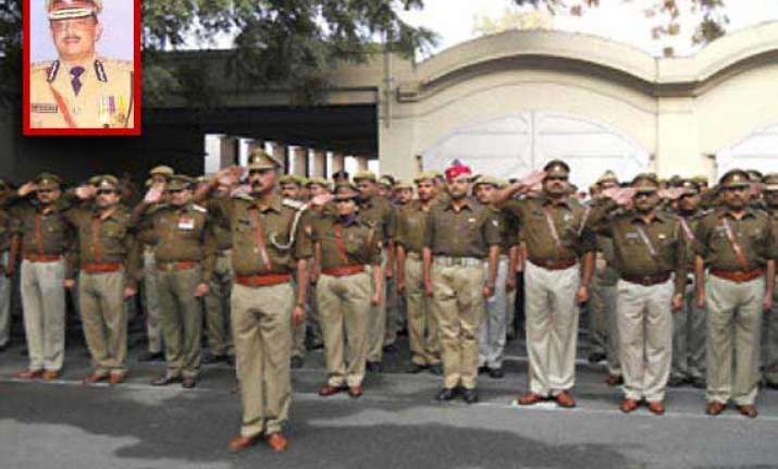 up police chief finds his men missing from duty