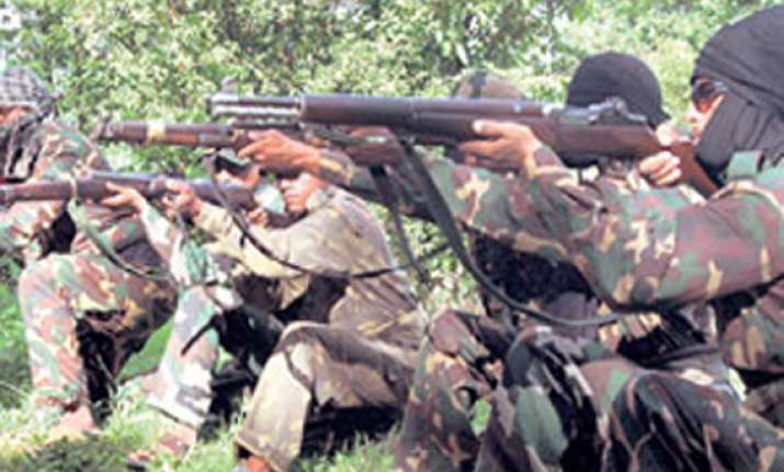 up stf arrests naxal zonal commander