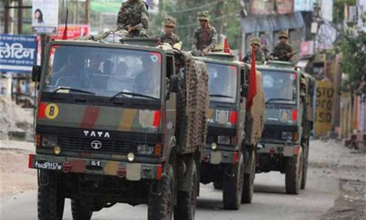 up bans victory processions steps up security