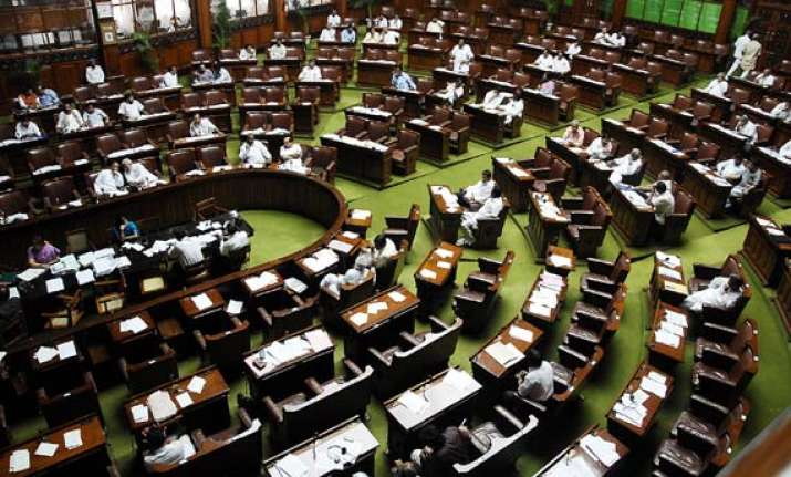 up budget session from jun 19 likely to be stormy