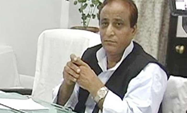 up minister azam khan s staff allege abuse seek transfer
