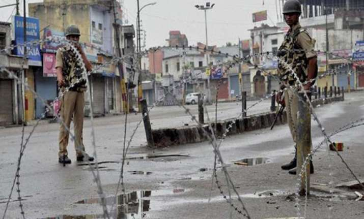 up to beef up security in view of muharram