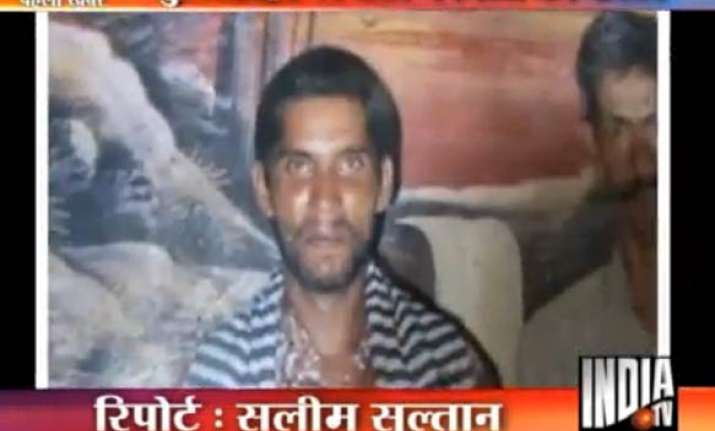 up girl and her lover held for killing father