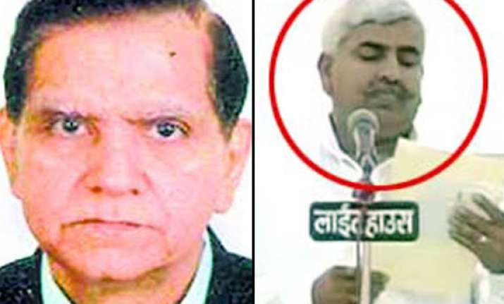 up minister resigns after lokayukta report