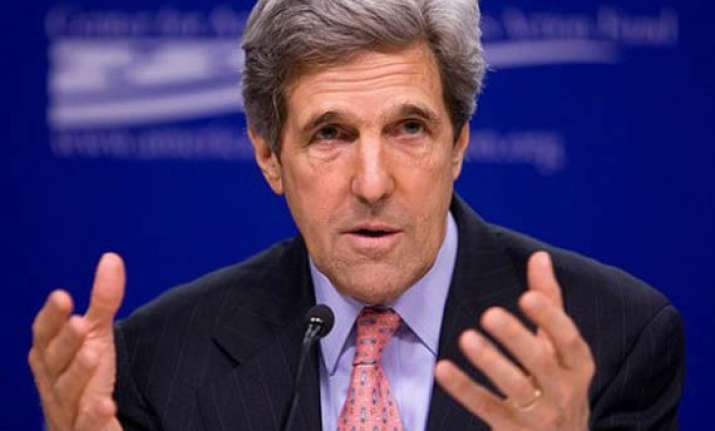 us secretary of state john kerry to arrive in new delhi on