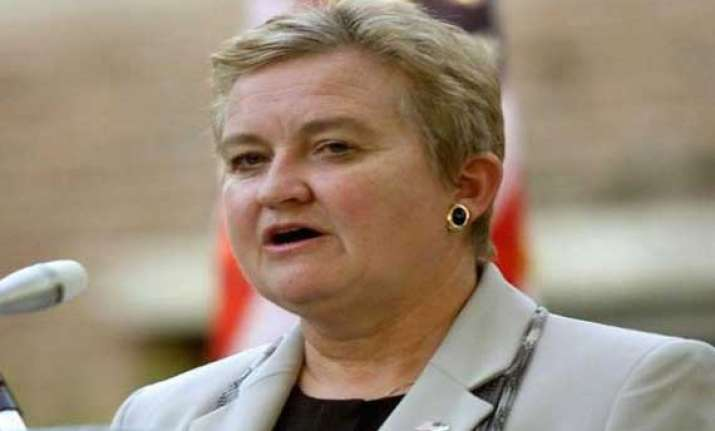 us envoy nancy powell announces resignation to retire