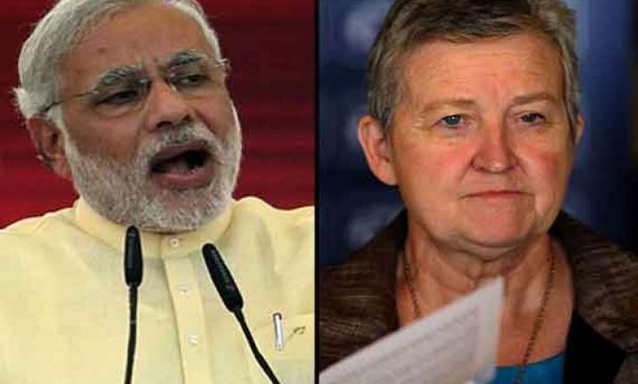 us signals end to 9 year boycott of modi
