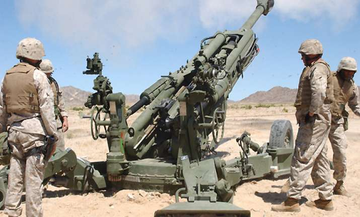 us to sell 145 howitzer guns to india in 885 mn deal