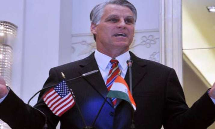 us ambassador to india roemer resigns