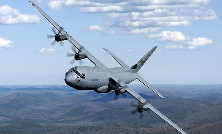 us to sell 6 more super hercules transport planes to india