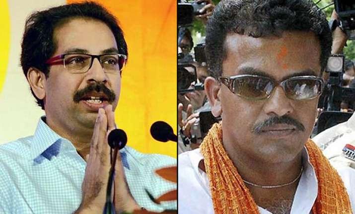 uddhav challenges nirupam to bring mumbai to a halt