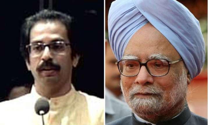 uddhav targets pm over kingfisher crisis remarks