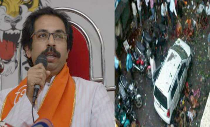 uddhav thackeray indirectly calls for check on entry of