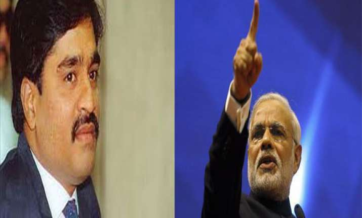 underworld don dawood ibrahim scared of modi flees karachi