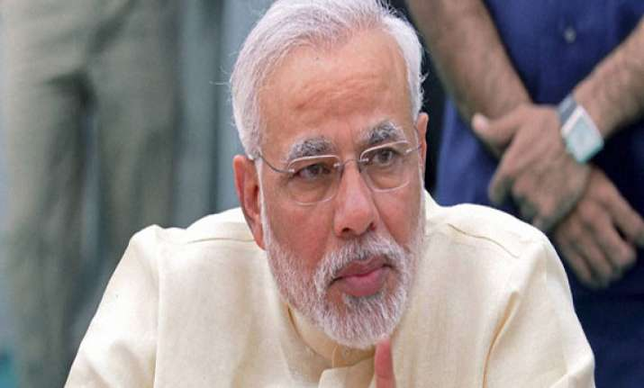 union home secretary briefs modi