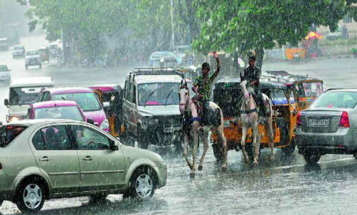 unseasonal rain in andhra kills 25 crops lost