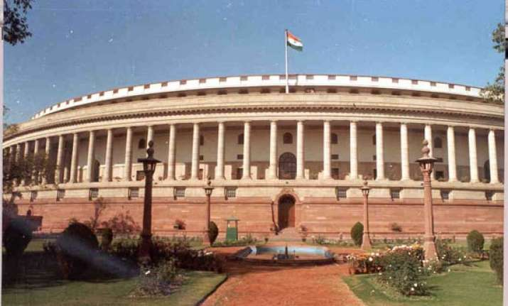 uproar in par over fdi policy both houses adjourned till